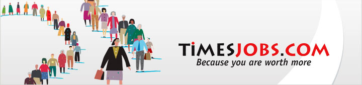 TimesJobs: India's No. 1 Job Portal